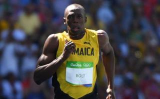 Usain Bolt ganó y de inmediato lanzó este mensaje en Twitter