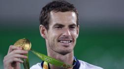 Andy Murray es felicitado por recordar a hermanas Williams