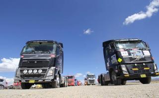 Piques de Camiones: Las imágenes del Rally Vicco 2016