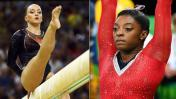 Simone Biles obtuvo bronce en viga: Sanne Wevers ganó oro
