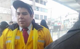 Metropolitano: denuncian a trabajador por acosar a pasajeras