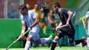 Argentina vs. Alemania: semifinales de hockey en Río 2016