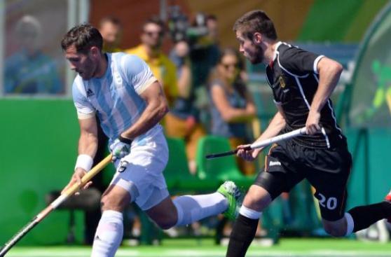 Los 'Leones' a la final de hockey: ganaron 5-2 a Alemania