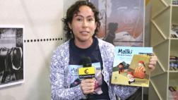 """Alejandra Valverde nos presenta su cuento infantil """"Mallki"""""""