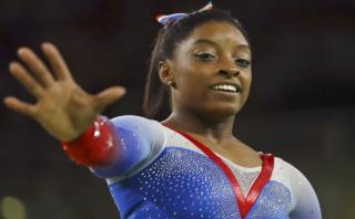 Simone Biles ya era de oro antes de Río: sus hermosas rutinas