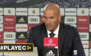 """Zidane sobre James: """"Se va a quedar en el Real Madrid"""""""