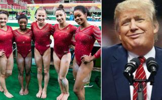 Un mensaje de igualdad que alude a Donald Trump y a Río 2016