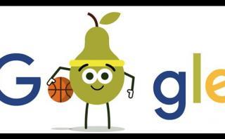 'Doodle' olímpico de Google le rinde homenaje al básquet de Río