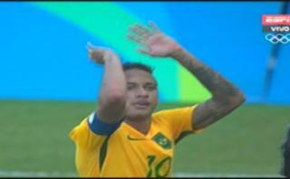 Neymar cerró goleada de Brasil y celebró de manera peculiar