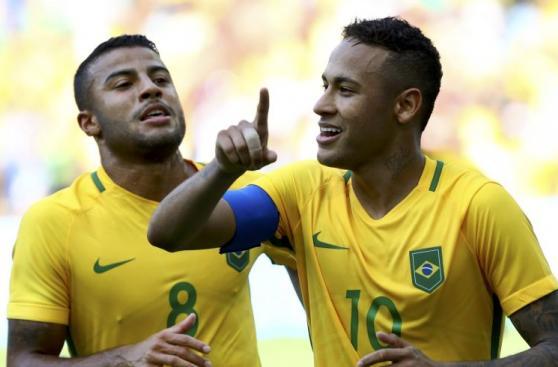 Río 2016: Brasil y su 'jogo bonito' para llegar a la final