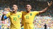 Brasil a la final de Río 2016: goleó 6-0 a Honduras en semis