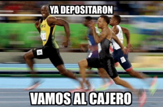 Los memes sobre Usain Bolt sonriendo inundan Internet [FOTOS]