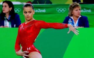 Ariana Orrego: gimnasta conversará hoy EN VIVO en El Comercio