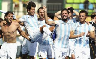 ¡Leones de Argentina ganan oro! Vencieron a Bélgica en hockey