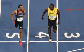 Usain Bolt clasificó a final de 200 metros planos en Río 2016