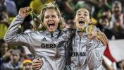 Alemania le arrebató a Brasil el oro en vóley playa [FOTOS]