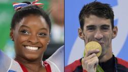Río 2016: Los exorbitantes impuestos que pagarán Phelps y Biles