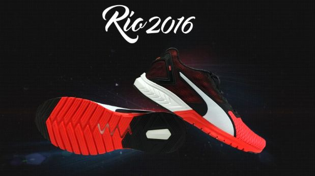 ¿Quieres llevarte las zapatillas Puma de Usain Bolt?