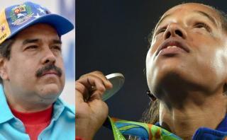 La presionan para que agradezca a Maduro por medalla [VIDEO]