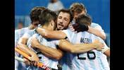 Río 2016: 'Leones' argentinos rugieron y ganaron oro [FOTOS]