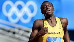 Usain Bolt también supo lo que es perder en Juegos Olímpicos
