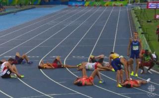 Río 2016: así terminaron los competidores de decatlón