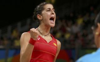 Río 2016: Carolina Marín ganó oro para España en bádminton