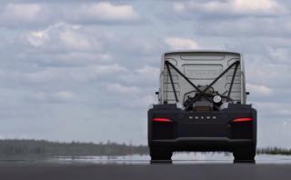Volvo Camiones va por un nuevo récord de velocidad [VIDEO]