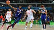 Estados Unidos venció a España y accedió a la final de Río 2016