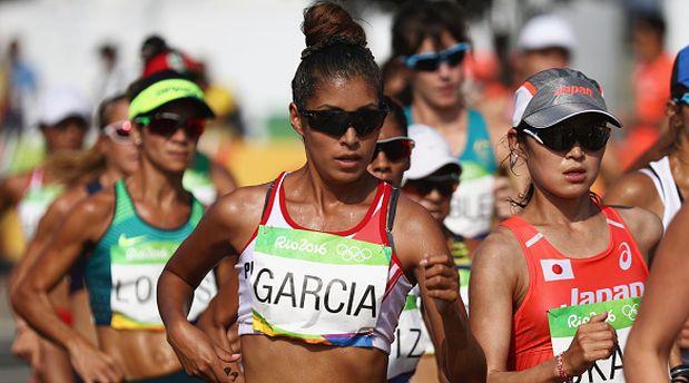 """Peruana Kimberly García en Río 2016: """"Me cansé de pedir apoyo"""""""