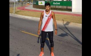 Marcha atlética: peruano Campos explica por qué abandonó prueba