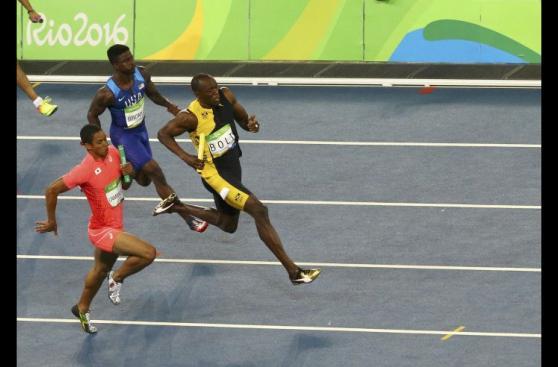 Usain Bolt: así ganó su tercera medalla dorada en Río 2016