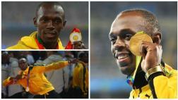Usain Bolt: revive los 9 oros del 'rayo' en Juegos Olímpicos