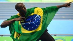 Usain Bolt, una mezcla de Muhammad Ali, Michael Jordan y Pelé
