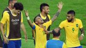 Brasil vs. Alemania: infartante final de fútbol en Río 2016