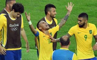 ¡Brasil ganó oro en fútbol olímpico por primera vez!
