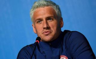 Río 2016: Lochte admite que estuvo ebrio cuando inventó asalto