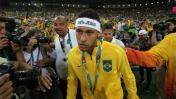 Neymar acerca del oro: