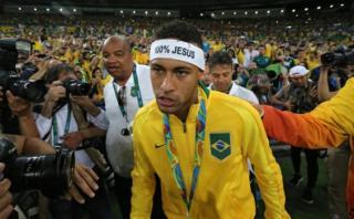 """Neymar acerca del oro: """"Respondimos a las críticas con fútbol"""""""
