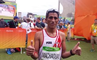 """Raúl Machacuay: """"Es diferente correr con la camiseta"""""""