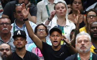 Neymar alienta a selección de vóley que busca oro en Río 2016
