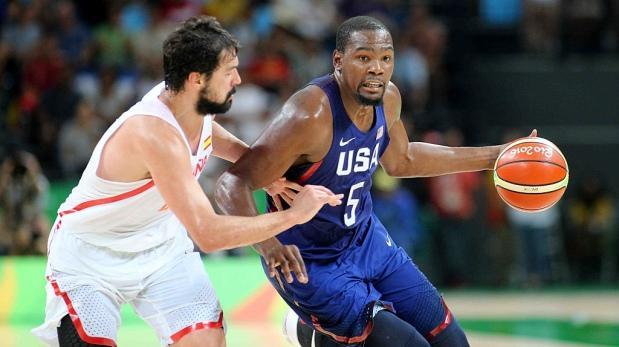 Estados Unidos ganó el oro de Río 2016: apabulló 96-66 a Serbia