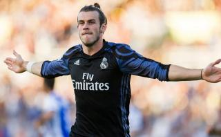 Real Madrid: Gareth Bale anotó el primer gol de la temporada