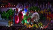 Río 2016: ritmo, color y sabor en ceremonia de clausura [FOTOS]