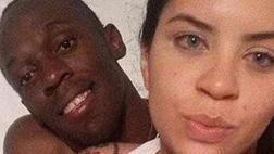 ¿Quién es la mujer que abraza a Usain Bolt en esta foto?