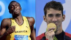 Bolt y Phelps lideraron la conversación en Facebook en Río 2016
