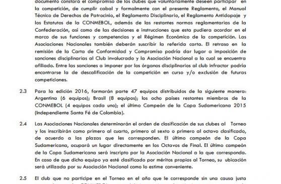 ¿Real Garcilaso seguirá jugando la Copa Sudamericana 2016?