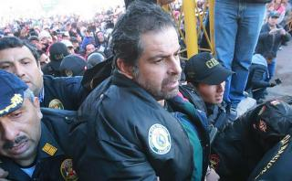 Belaunde Lossio volverá al penal esta semana, informa INPE