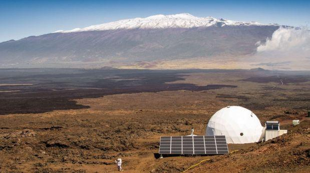 """NASA: simulacro de """"vivir en Marte"""" llegará pronto a su final"""