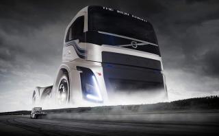 Volvo batió récords de velocidad con su Iron Knight [VIDEO]
